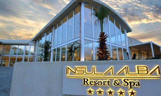 Ολοκληρωμένες ξενοδοχειακές λύσεις της LG στο INSULA ALBA RESORT & SPA