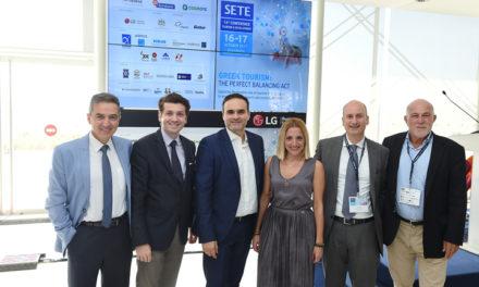 Η συμμετοχή της LG στο 16ο Συνέδριο ΣΕΤΕ