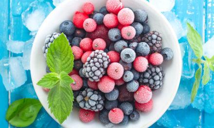 Συνθήκες διατήρησης Φρούτων και Οπωροκηπευτικών  σε Ψυκτικούς Θαλάμους