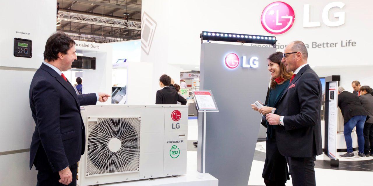 Οι ανανεωμένες λύσεις της LG για θέρμανση, εξαερισμό & κλιματισμό στο επίκεντρο της έκθεσης MCE 2018 (φωτογραφίες)