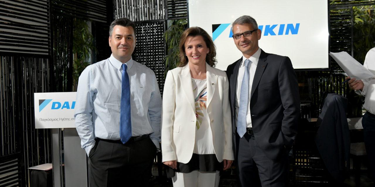 Οι ειδικοί επιλέγουν Daikin Hellas