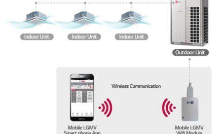 LGMV και LG SIMs: Οι έξυπνες λύσεις της LG για τους τεχνικούς HVAC
