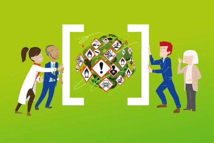 Ασφαλείς & Υγιείς Χώροι Εργασίας-Διαχείριση Επικινδύνων Ουσιών