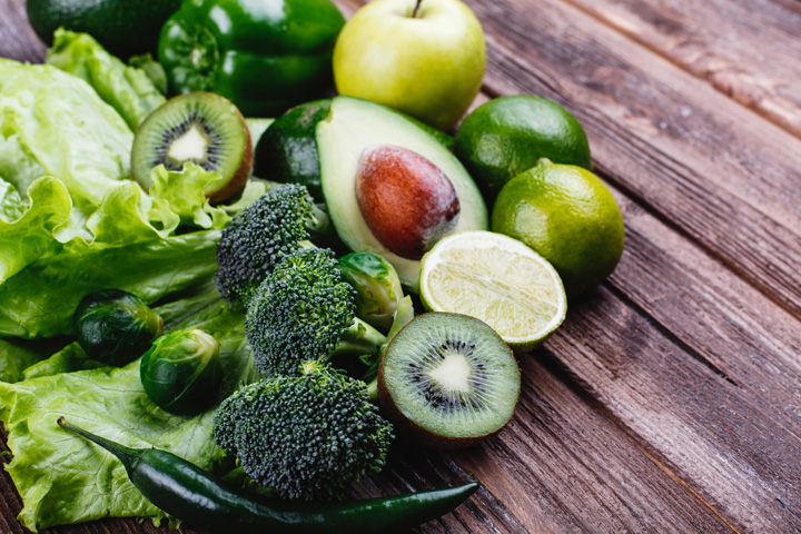 Η επίδραση του διοξειδίου του άνθρακα (CO2) στα φρούτα και τα λαχανικά