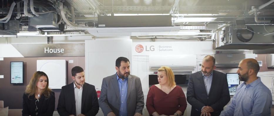 LG: To πρώτο πρόγραμμα επιβράβευσης σεμιναρίων