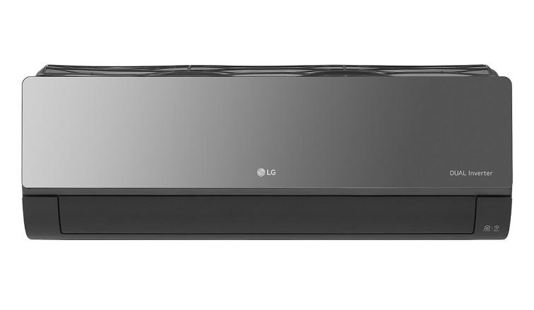 Εκλεπτυσμένος σχεδιασμός & εξαιρετική απόδοση από το νέο κλιματιστικό LG ARTCOOL Mirror R32 24K BTU