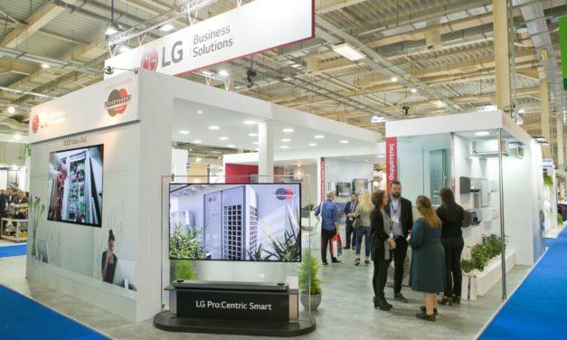 Η LG συμμετείχε στην Xenia 2019 παρουσιάζοντας το «έξυπνο» δωμάτιο με ολοκληρωμένες ξενοδοχειακές λύσεις