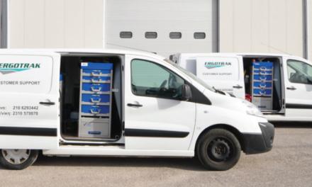Van System – Modular Van Storage