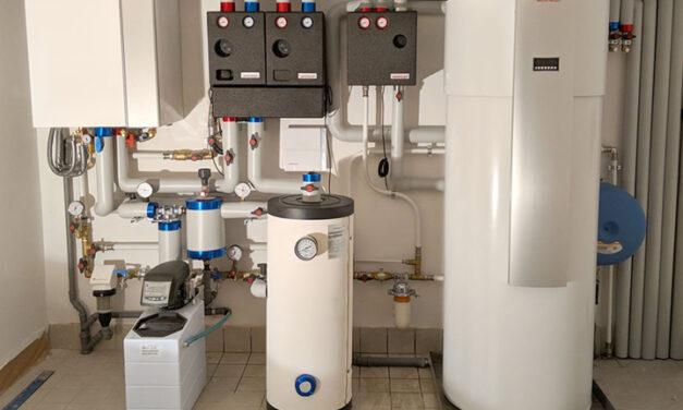 Βιομηχανικές αντλίες θερμότητας φυσικών ρευστών