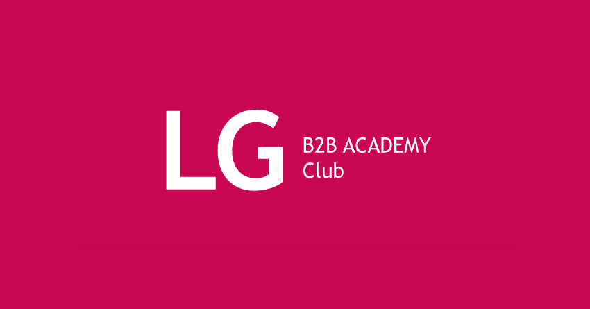 Online σεμινάρια από την LG B2B Academy