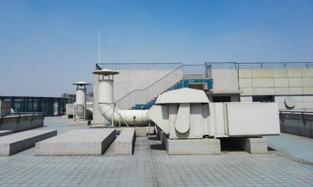 Η ποσότητα του αέρα σε ένα σύστημα κεντρικού κλιματισμού