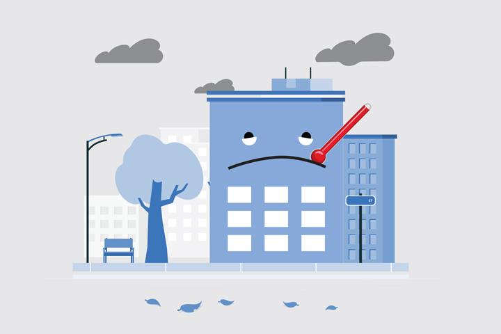 Άρρωστα κτίρια