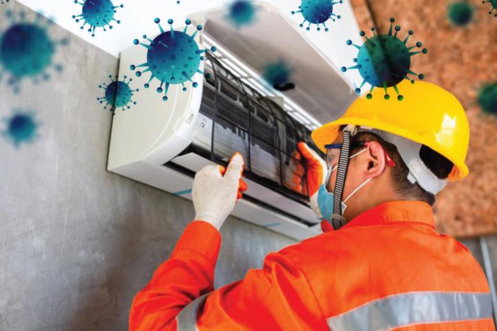 COVID-19: Αερισμός και Συσκευές Εξυγίανσης Αέρα