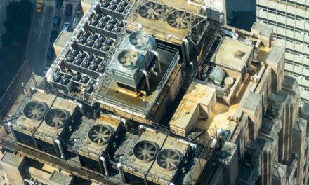 Η ανανέωση του αέρα σε ένα σύστημα Κεντρικού Κλιματισμού
