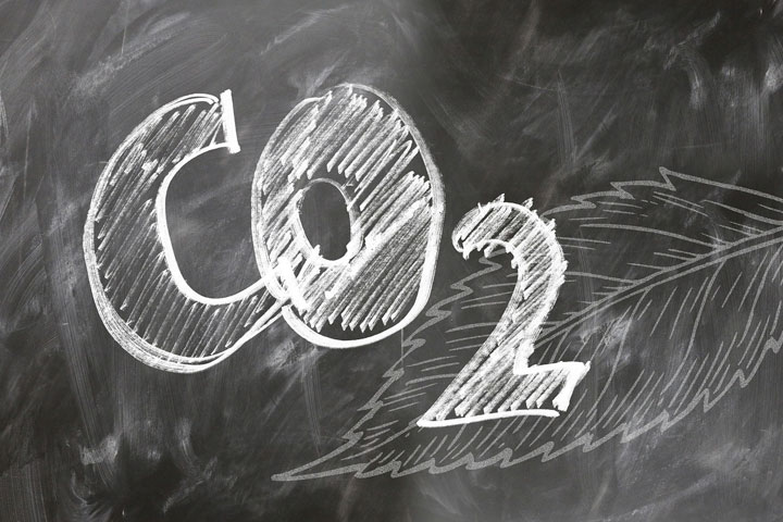 Δίκτυο σωλήνων συστημάτων με CO2